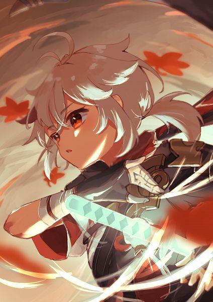 Tags: Anime, Pixiv Id 22866147, Genshin Impact, Kaedehara Kazuha