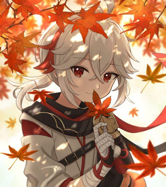 Tags: Anime, Pixiv Id 4562728, Genshin Impact, Kaedehara Kazuha