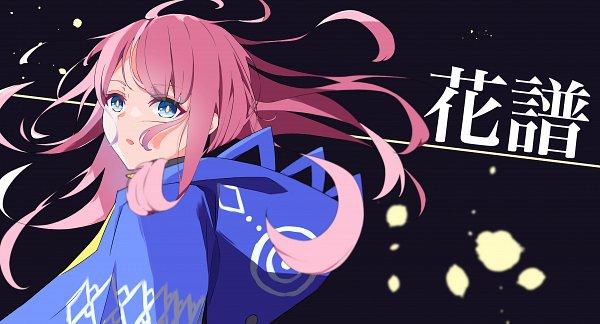 Tags: Anime, Pixiv Id 45600852, Kaf (Channel), Kaf, Blue Hoodie, Fanart From Pixiv, Pixiv, Fanart