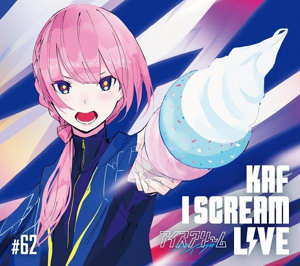 Tags: Anime, Palow Nakamura, Kaf (Channel), Kaf, Official Art