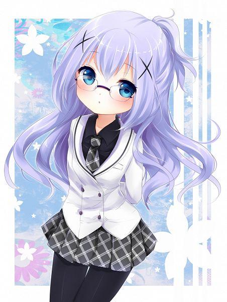 Tags: Anime, xNamii, Gochuumon wa Usagi Desu ka, Kafuu Chino