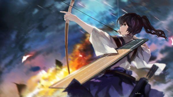 Tags: Anime, swd3e2, Kantai Collection, Kaga (Kantai Collection)