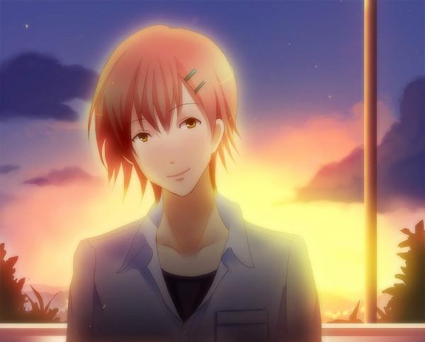 Tags: Anime, Natsuzora no Monologue, Kaga Haru, Pixiv, Fanart, Artist Request