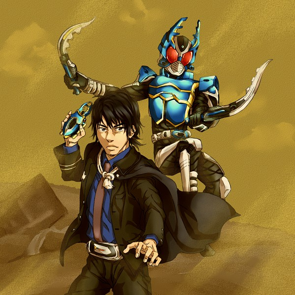 Kagami Arata - Kamen Rider Kabuto