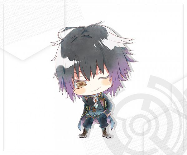 Tags: Anime, Teita, NORN9 ~Norn + Nonette~, Kagami Itsuki, Official Art