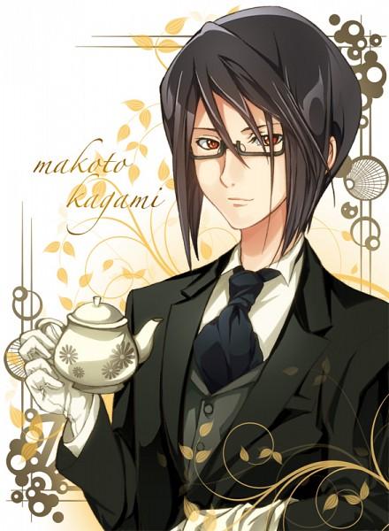 Kagami Makoto (Sacred Seven) - Sacred Seven
