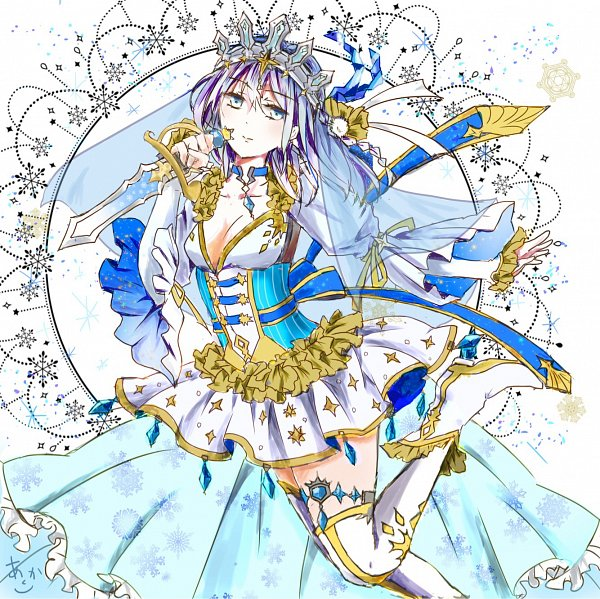 Tags: Anime, Pixiv Id 26585681, Magia Record: Mahou Shoujo Madoka☆Magica Gaiden, Kagami Masara, Fanart, Fanart From Pixiv, Pixiv