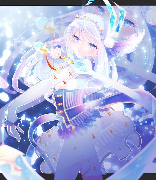 Tags: Anime, Pixiv Id 24133271, Magia Record: Mahou Shoujo Madoka☆Magica Gaiden, Kagami Masara, Pixiv, Fanart, Fanart From Pixiv