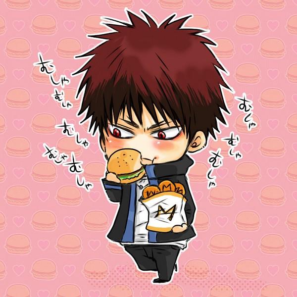 Tags: Anime, Pixiv Id 2446152, Kuroko no Basuke, Kagami Taiga, Fanart From Pixiv, Pixiv, Fanart