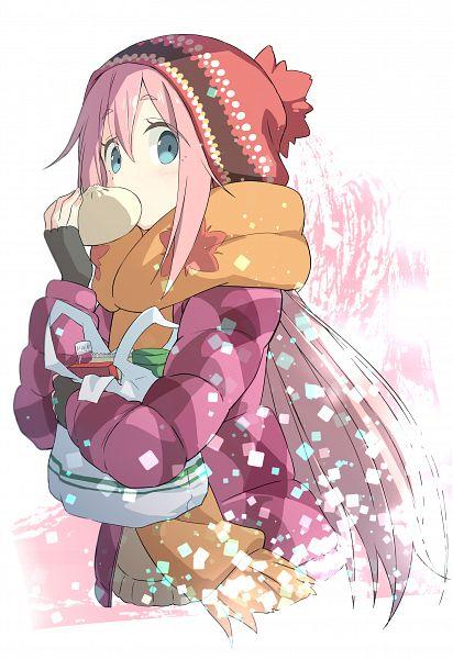 Tags: Anime, Pixiv Id 24765595, Yuru Camp, Kagamihara Nadeshiko