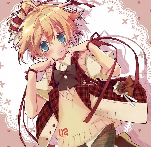 Tags: Anime, Hekicha, VOCALOID, Kagamine Len, Fanart From Pixiv, Fanart, Pixiv, Len Kagamine