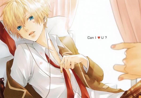 Tags: Anime, Hakuseki, VOCALOID, Kagamine Len, Spice!, Len Kagamine