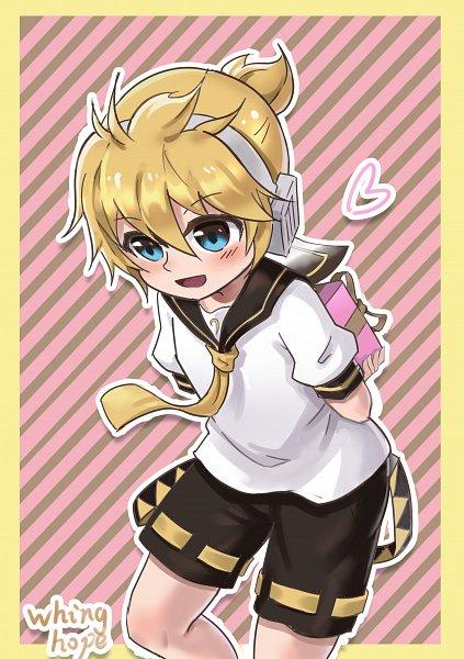 Tags: Anime, Pixiv Id 29297647, VOCALOID, Kagamine Len, Len Kagamine
