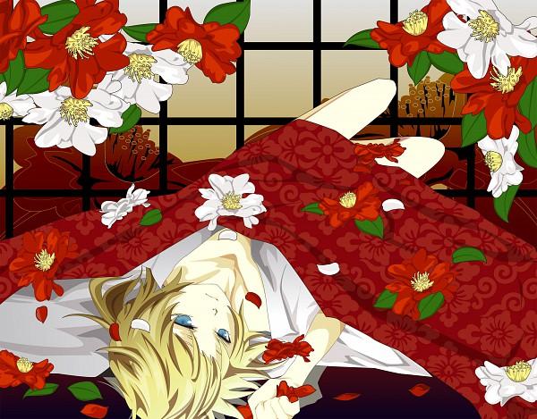 Tags: Anime, VOCALOID, Kagamine Len, Len Kagamine