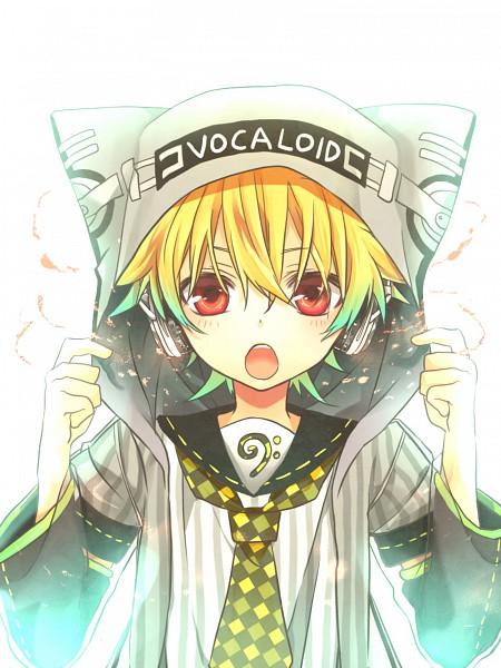 Tags: Anime, Teito, VOCALOID, Kagamine Len, PNG Conversion, Fanart, Pixiv, Len Kagamine