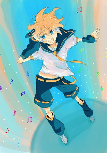 Tags: Anime, Kite-mitiko, VOCALOID, Kagamine Len, Len Kagamine