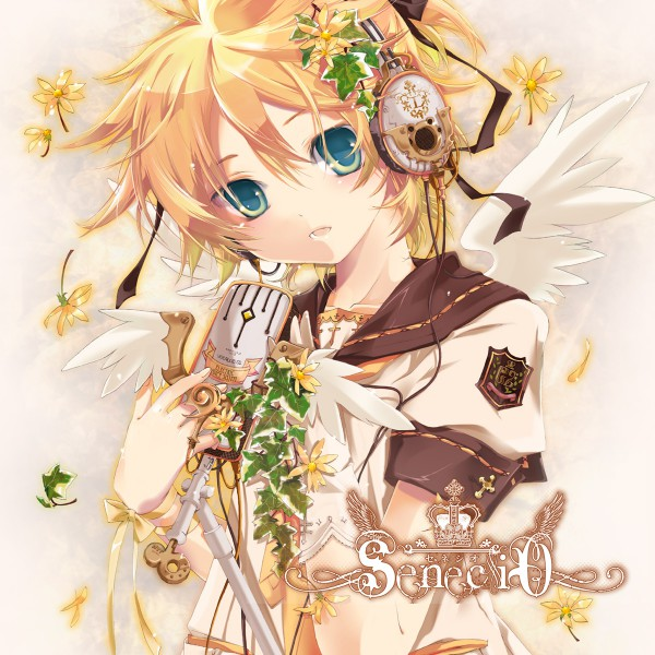 Tags: Anime, Hekicha, VOCALOID, Kagamine Len, Steampunk, Ivy, Len Kagamine
