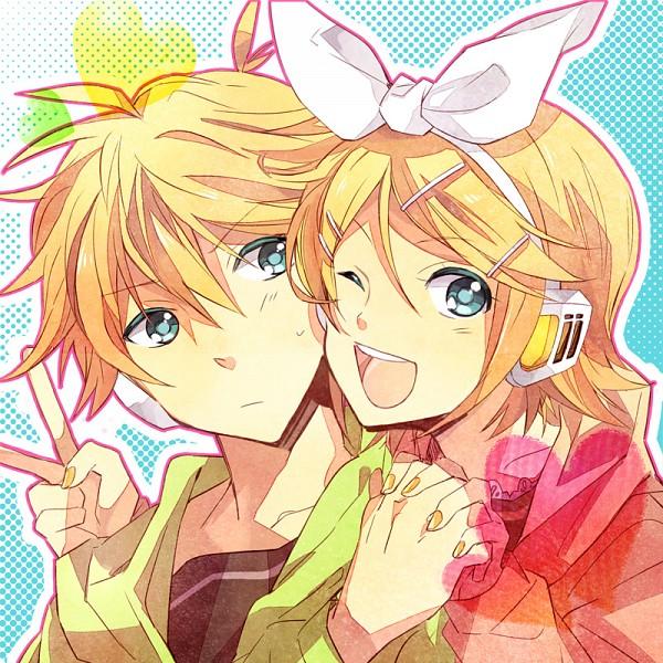 Tags: Anime, Hino (Moca), VOCALOID, Kagamine Len, Kagamine Rin, Kagamine Mirrors