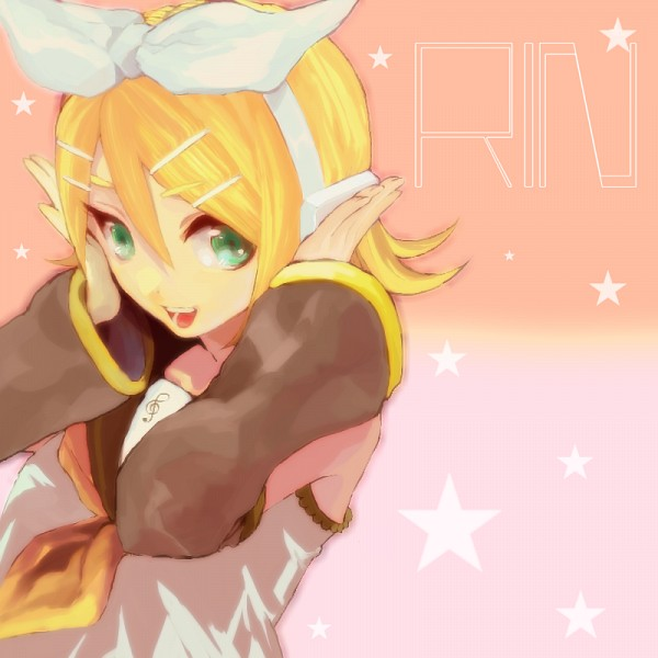 Tags: Anime, Brain-m, VOCALOID, Kagamine Rin, Fanart From Pixiv, Pixiv, Fanart, Rin Kagamine