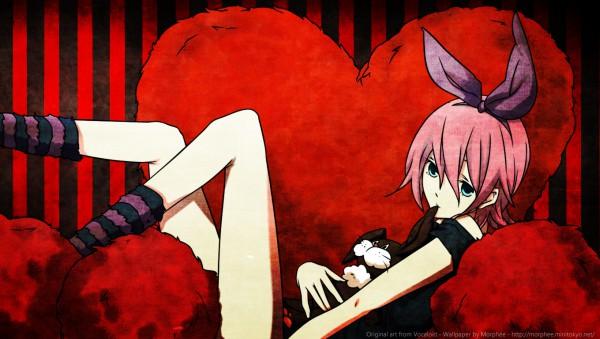 Tags: Anime, VOCALOID, Kagamine Rin, Su-Su-Su-Su Suki Daisuki, Rin Kagamine