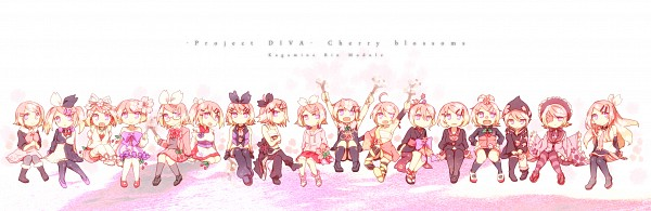 Tags: Anime, Sachirika, Project DIVA 2nd, Project DIVA F 2nd, Project DIVA Extend, Project DIVA F, VOCALOID, Kagamine Rin, Asymmetrical Clothing, Project DIVA Transmitter, Project DIVA Asymmetry, Project DIVA Cheerful Candy, Pixiv, Rin Kagamine
