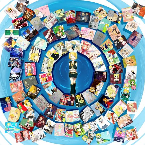 Tags: Anime, Pixiv Id 2409445, VOCALOID, GUMI, Kagamine Len, Kagamine Rin, ANTI THE∞HOLiC, too Cute!, Prisoner Series, cosMo-p, Roshin Yuukai, Kaitou Peter & Jenny, Song-Over, Rin Kagamine