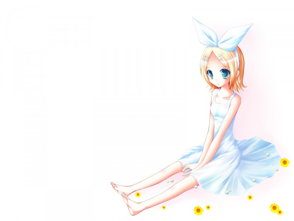 Tags: Anime, VOCALOID, Kagamine Rin, Wallpaper, Rin Kagamine