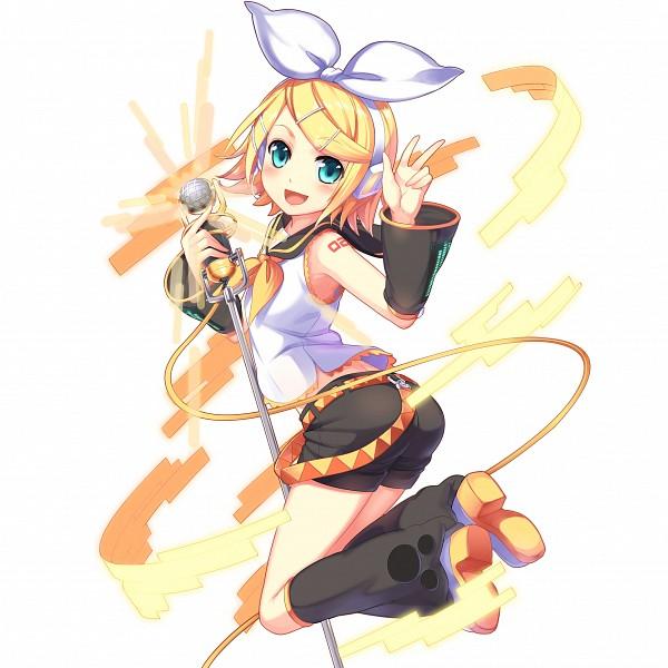 Kagamine Rin (Rin Kagamine) - VOCALOID