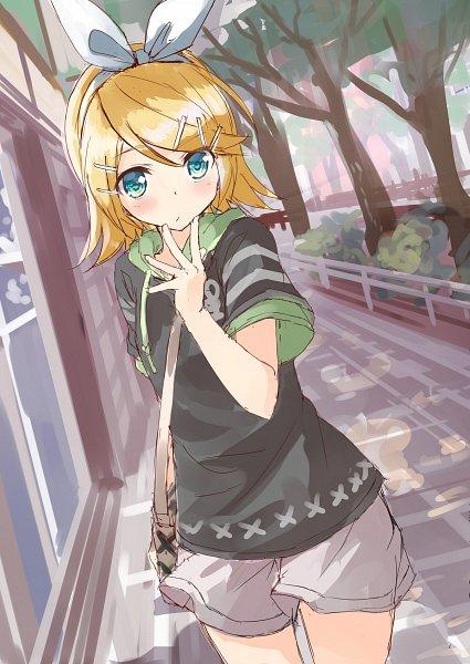 Tags: Anime, Demitasu, VOCALOID, Kagamine Rin, Fanart, Fanart From Pixiv, Pixiv, Rin Kagamine