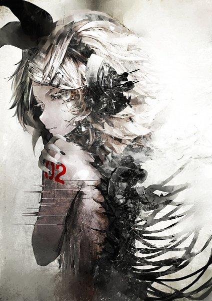 Tags: Anime, Senakawa Kataru, VOCALOID, Kagamine Rin, Fanart, Fanart From Pixiv, Pixiv, Rin Kagamine
