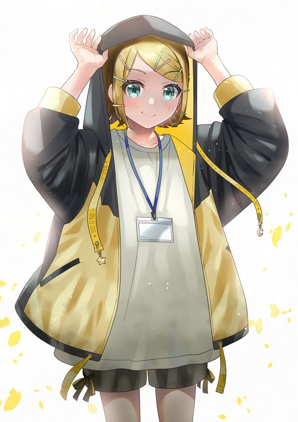 Tags: Anime, kikuchi (kkc), VOCALOID, Kagamine Rin, Fanart From Pixiv, Fanart, Pixiv, Rin Kagamine