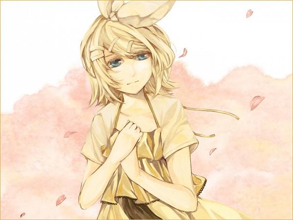 Tags: Anime, Soriku, VOCALOID, Kagamine Rin, Rin Kagamine