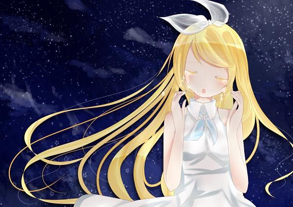Tags: Anime, Shiino Sera, VOCALOID, Kagamine Rin, Pixiv, Rin Kagamine