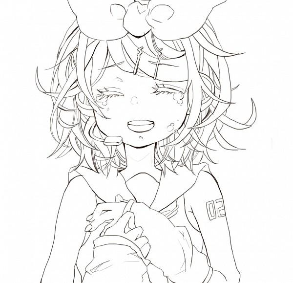 Zerochan Lineart : Kagamine rin vocaloid image