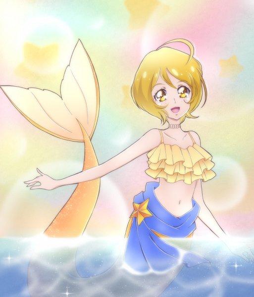 Tags: Anime, Shunciwi, HUGtto! Precure, Kagayaki Homare, Pixiv, Fanart, Fanart From Pixiv