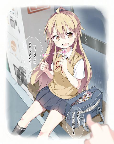 Tags: Anime, Kiyamachi, Non Non Biyori, Kagayama Kaede