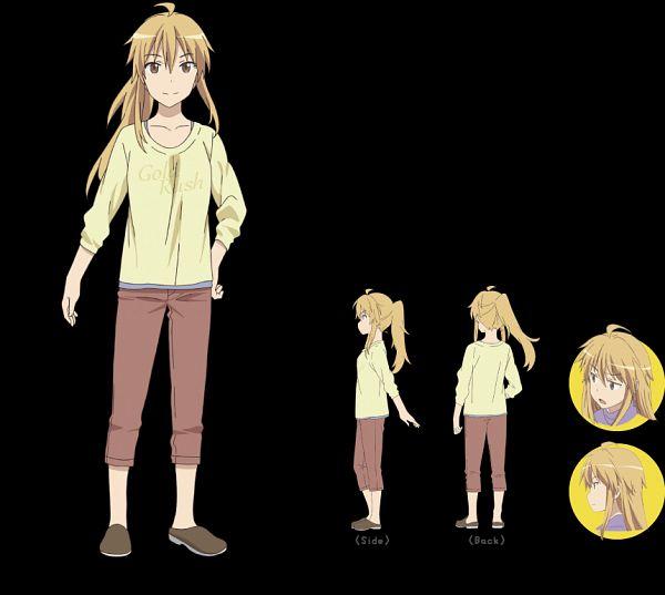 Tags: Anime, Ootsuka Mai, Silver Link, Non Non Biyori, Non Non Biyori: Vacation, Kagayama Kaede, Official Art, Cover Image