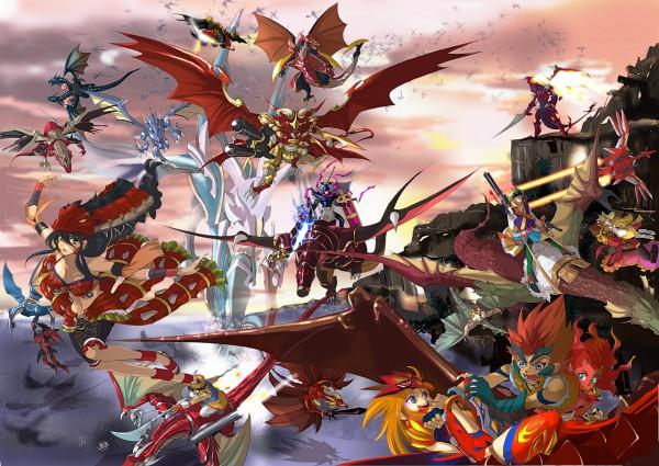 Kagerou (Cardfight!!) - Cardfight!! Vanguard