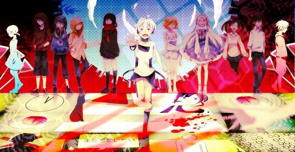 Tags: Anime, Achiki, Kagerou Project, Enomoto Takane, Kokonose