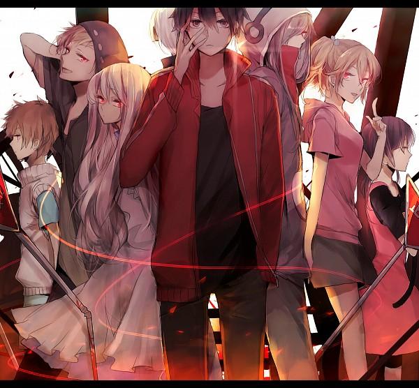 Tags: Anime, Ayatoki, Kagerou Project, Kido Tsubomi, Kokonose