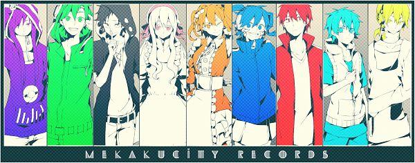 Tags: Anime, Sidu, Kagerou Project, Kozakura Marry, Kisaragi Shintaro, Kido Tsubomi, Enomoto Takane, Kano Shuuya, Amamiya Hibiya, Kokonose