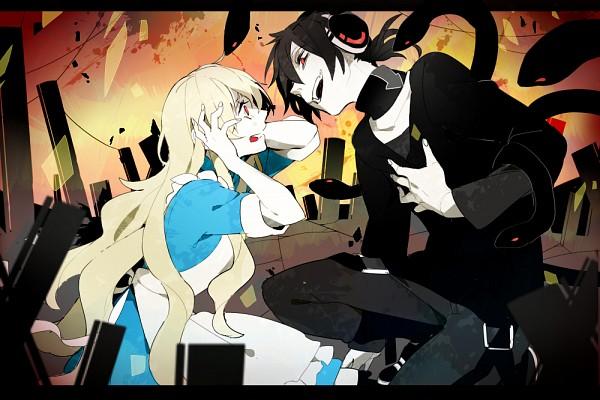 Tags: Anime, Al (Arupaka), Kagerou Project, Kozakura Marry, Dark Konoha, Kokonose