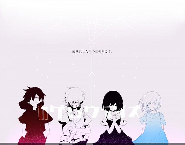 Tags: Anime, Kara (Pixiv2281984), Kagerou Project, Asahina Hiyori, Amamiya Hibiya, PNG Conversion, Pixiv, Fanart, Fanart From Pixiv, HibiHiyo, The Story Of The Children That Rise Against