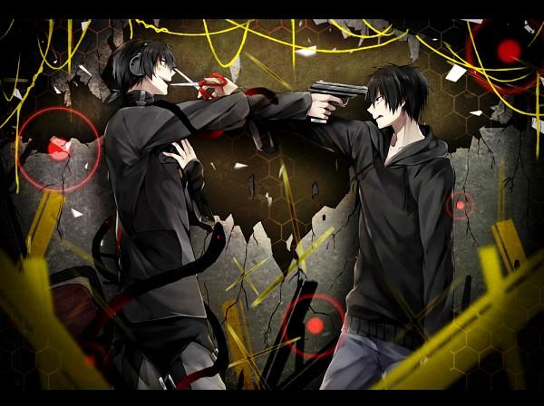 Tags: Anime, Pixiv Id 468209, Kagerou Project, Kokonose