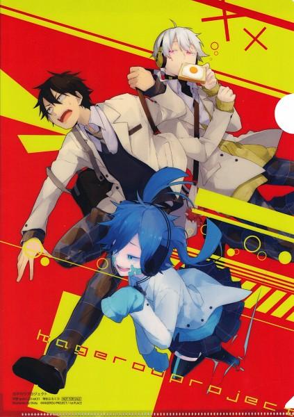 Tags: Anime, Sidu, Kagerou Project, Kokonose
