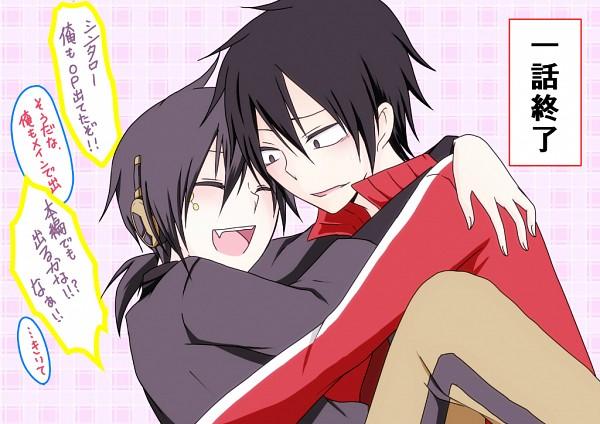 Tags: Anime, Pixiv Id 4279394, Kagerou Project, Dark Konoha, Kisaragi Shintaro, Kokonose