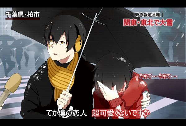 Tags: Anime, Pixiv Id 2402193, Kagerou Project, Kisaragi Shintaro, Kokonose