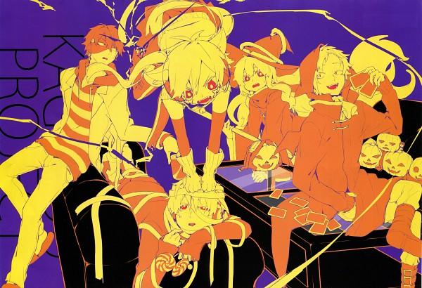 Tags: Anime, Kagerou Project, Kano Shuuya, Kokonose