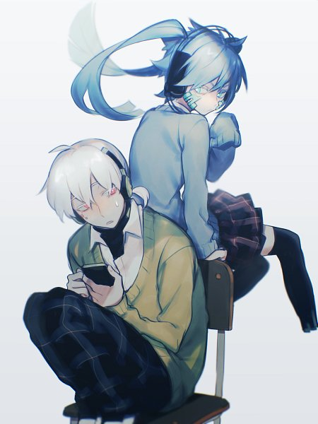 Tags: Anime, Sidu, Kagerou Project, Enomoto Takane, Kokonose