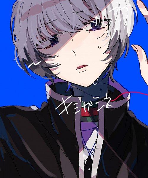 Tags: Anime, Sushigasuki3, Kimi ga Shine, Kageyama Ranmaru, Twitter, Translated, Fanart, Ranmaru Kageyama
